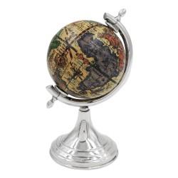 Sterling Silver Globe